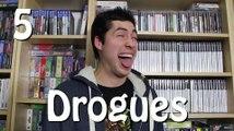 5 jeux vidéo où il est bon de se DROGUER