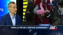 Espace Schengen : Suite aux attentats de Paris, faut-il supprimer l'espace Schengen? - 24/11/2015