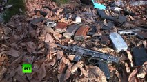 Onze terroristes d'un groupe lié à Daesh tués dans le Caucase du Nord en Russie