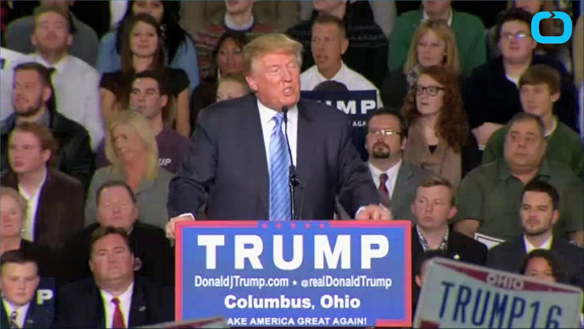 Trump Embraced Conservative Fringe After Muslims Cheered 9/11