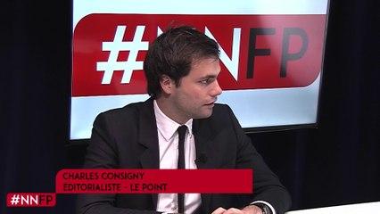 "Charles Consigny : ""non à une intervention au sol en Syrie !"""