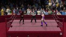WWE 2K16 skarlet v sindel
