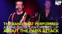 FB: Eagles Of Death Metal Interview About Paris Attack at Bataclan