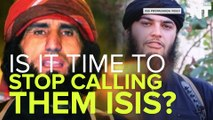 Here's Why World Leaders Are Calling ISIS 'Daesh'