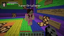 Minecraft EXTREME DOUBLE LUCKY BLOCK RACE Lucky Block Mod Modded Mini Game
