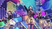 AKB48 - Best Hit Song Festival'' Heavy Rotation ( 19 - 11 - 2015 )