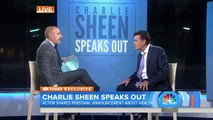 Charlie Sheen: 'I'm HIV Positive,' Paid Many Who Threatened To Expose Me | TODAY