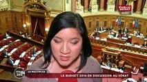 Sénat 360 : La maîtrise de l'immigration divise le parlement / Un avion russe abattu en Turquie (24/11/2015)