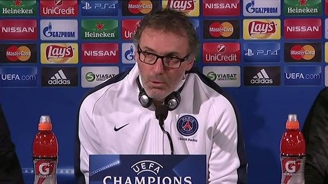 Foot - C1 - PSG : Blanc «On est là pour se qualifier en huitième de finale»