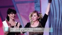 Criminal Minds Actress Kirsten Vangsness Is Engaged
