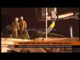 Helikopteri rrëzohet mbi një lokal - Top Channel Albania - News - Lajme