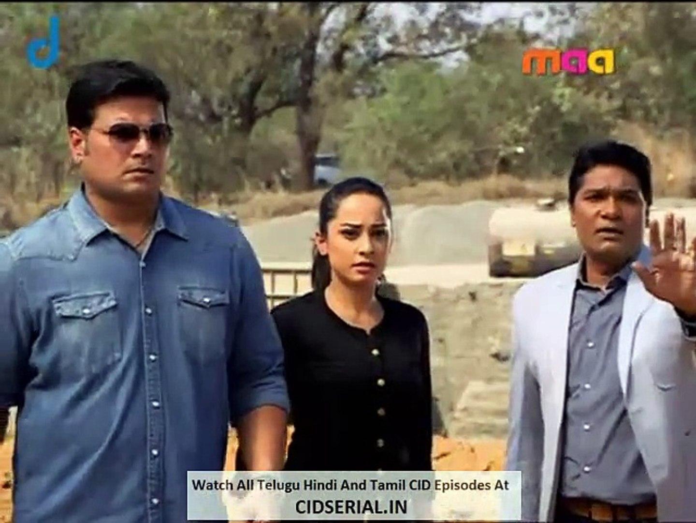 CID (Telugu) Episode 1017 (24th - November - 2015) - 3