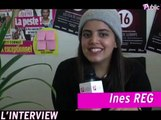 """Exclu Vidéo : Ines Reg : """" J'ai pas un humour de meufs, mais comme toutes les meufs je parle des garçons, notre réel problème ! """""""