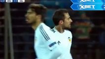 Valencia Great Chance - Zenit St. Petersburg v. Valencia 24.11.2015 HD