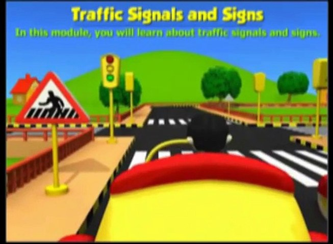 Traffic Signals and Signs