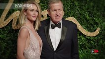 BRITISH FASHION AWARDS 2015 Celebrities on the Red Carpet by Fashion Channel