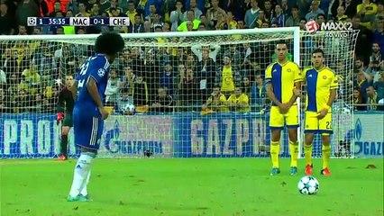 Jogos Completos: Maccabi X Chelsea