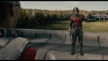 ANT-MAN Movie CLIP - Falcon vs Ant-Man Fight Paul Rudd, Anthony Mackie Marvel 2015
