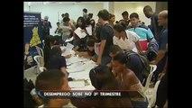 Desemprego alcança 8,9% no terceiro trimestre