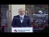 Rama përuron Zyrën e Punës në Durrës - Top Channel Albania - News - Lajme
