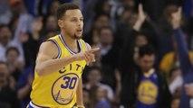 For Three: Warriors Make NBA History