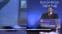 PREZANTOHET PROJEKTI I BASHKISE PER TRAMIN E TIRANES