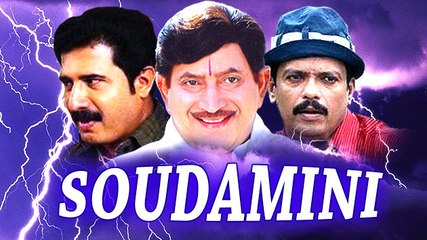 Soudamini | Full Malayalam Movie | Krishna Ghattamaneni, Jagadish, Jayakrishnan