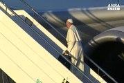 Papa: al via viaggio in Africa, prima tappa il Kenya