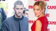 Kate Hudson trennte sich von Nick Jonas, da er mit Demi Lovato auf Tour ging