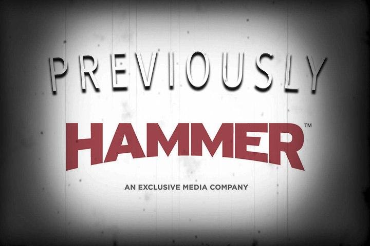 PREVIOUSLY - Hammer Films
