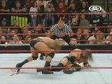 Wrestling WWE John Cena vs Triple H vs Randy Orton