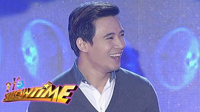 """It's Showtime Singing Mo To: Erik Santos sings """"Say You'll Never Go"""""""