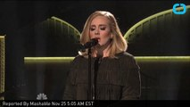 Adele and Jimmy Fallon Cover 'Hello' With School Instruments