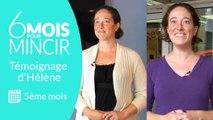 6 mois pour mincir – Témoignage d'Hélène au bout de 5 mois