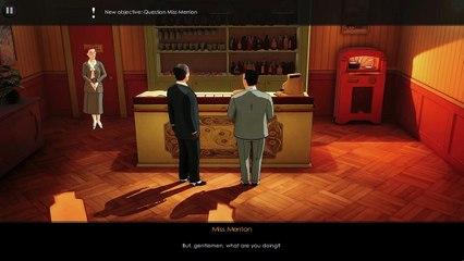 Making-of #1 de Agatha Christie - The ABC Murders