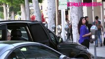 Donald & Shelly Sterling Go Shopping At Beverly Hills Pawn Shop 9.2.15 TheHollywoodFix.com