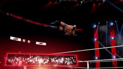 Trailer Pack Nouveaux Mouvements de WWE 2K16