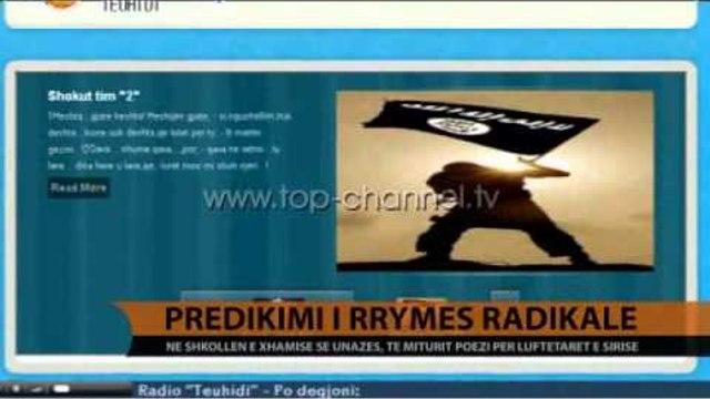 Predikimi i rrymës radikale - Top Channel Albania - News - Lajme