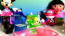 La prise de Jus de Toilettes Privées Bonbons MOKO MOKO MOKOLET もこもこモコレット Toilettes Boisson gazeuse