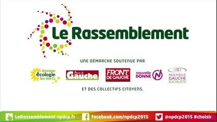 Le Rassemblement avec Sandrine Rousseau