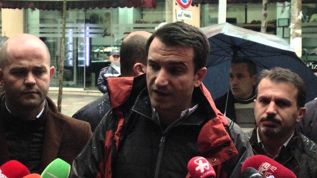 Report TV - Kryebashkiaku Erion Veliaj flet për situatën e përmbytjeve në kryeqytet