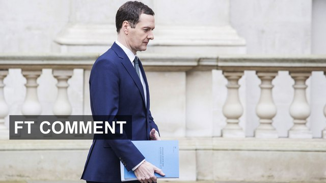 Osborne surprises with tax increases