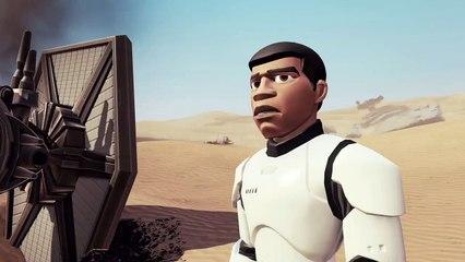 Trailer Pack Aventure Star Wars : Le Réveil de la Force de Disney Infinity 3.0