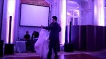 Valse de mariage : ouverture de bal sur une valse russe