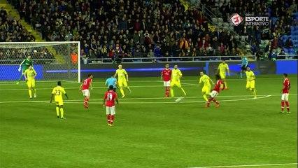 Melhores momentos: Astana  x Benfica -  5ª rodada Liga dos Campeões - 25/11/15