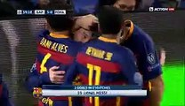 5-0 Lionel Messi Magical Volley Goal_ Barcelona v. AS Roma - 24.11.2015