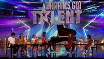 Musicians The Kanneh Masons are keeping it in the family | Britains Got Talent 2015