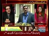 Live with Dr Shahid Masood - 26th November 2015 - Dr. Asim, Muamla Mazeed Ulajh Gia