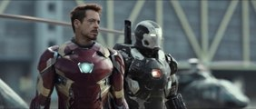 Captain America : Civil War - Bande annonce (VF)