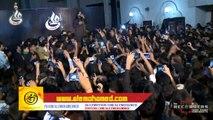 Irfan Haider Live Noha Khwani At Farhan Ali Waris Shab-e-Bedari 17th Moharram 2015